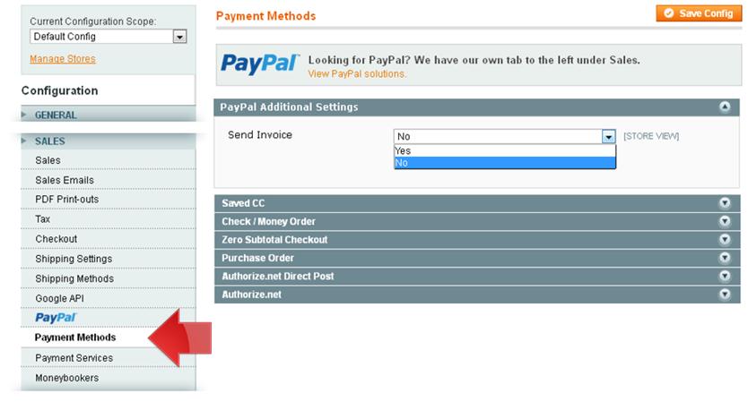 PayPal Invoice Sender Extension: Versendet Rechnungen von mit PayPal bezahlten Bestellungen automatisch