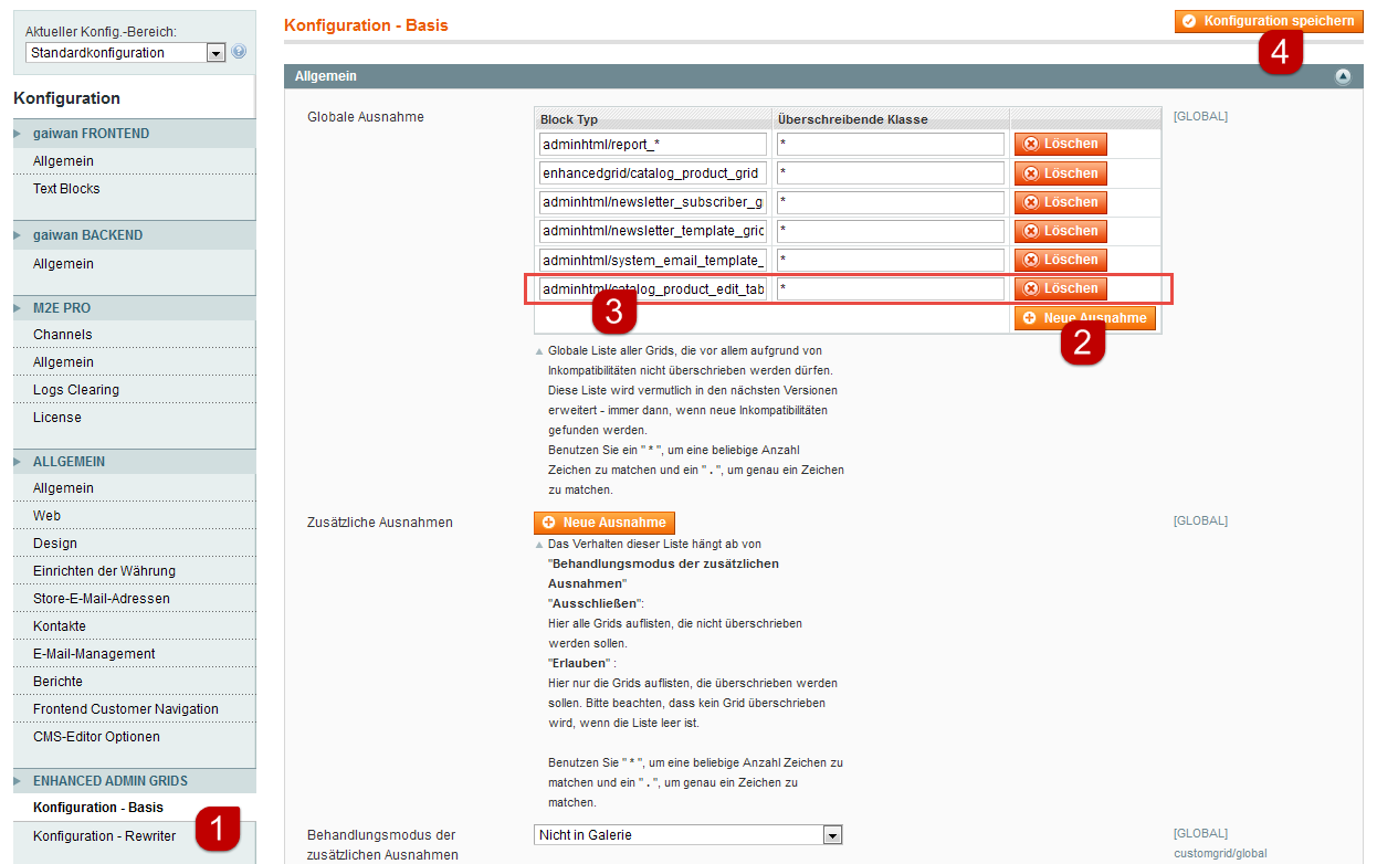 Magento Training und Beratung – Magento 1.x Wissenssammlung von ...